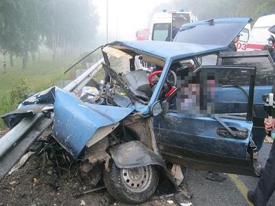 Стало известно о возбуждении уголовного дела в связи с ДТП на автодороге Вятка.
