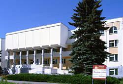 Выставочный зал Радуга