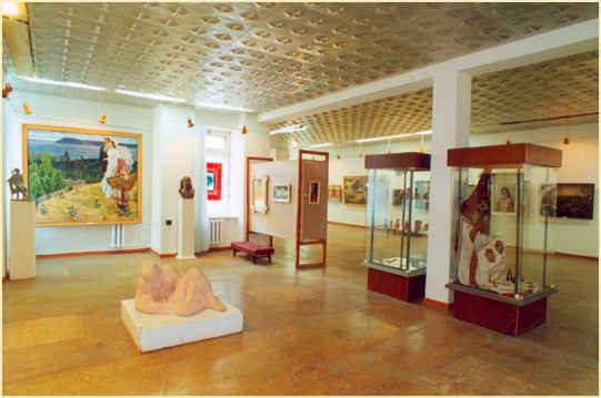 Республиканский музей изобразительных искусств