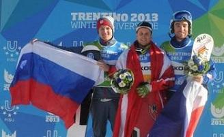 Студенческая сборная России по хоккею заняла III место на Универсиаде в Италии