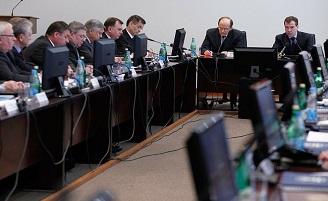 Михаил Бабич принял участие в заседании Национального антитеррористического комитета