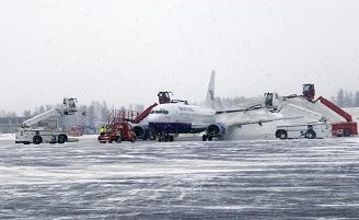Авиасообщение с Москвой возобновится в феврале