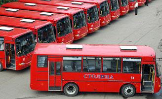 Новые автотранспортные предприятия Йошкар-Олы начнут работать с 7 мая