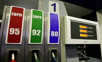 В Марий Эл подросли цены на топливо