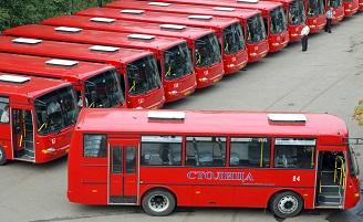 В Йошкар-Оле закроют 4 автобусных маршрута