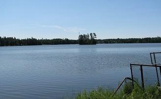 Департамент экологической безопасности посетил озеро Таир