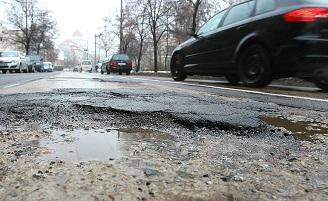 Ремонт столичных дорог завершится в конце октября