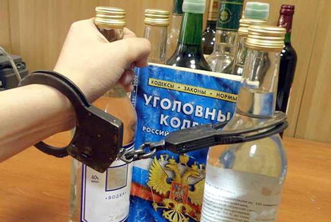 ВБашкирии вкафе милиция отыскала контрафактный спирт